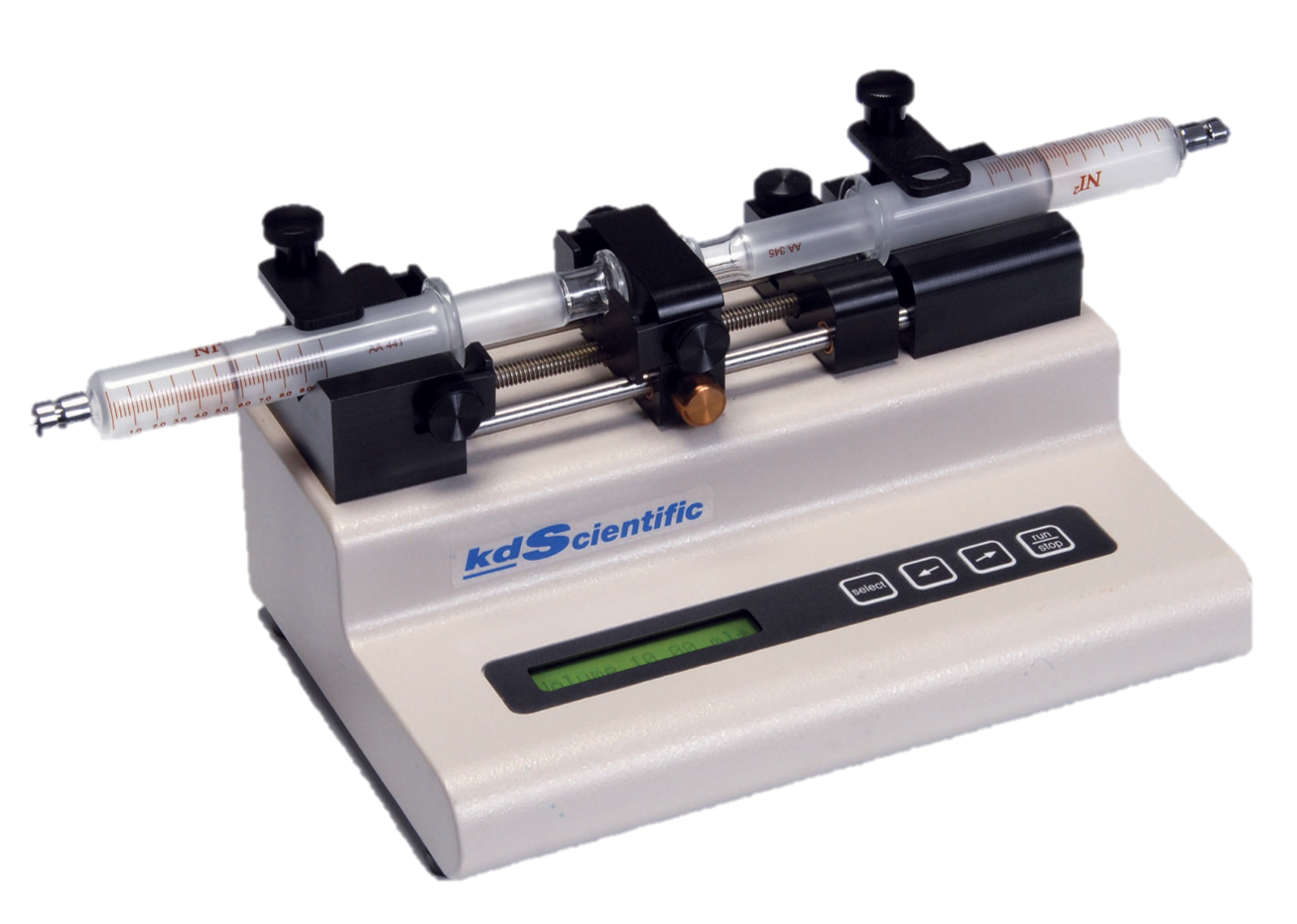 KDS 120 Legacy Push-Pull, Single Cycle, Nanoliter Syringe Pump
