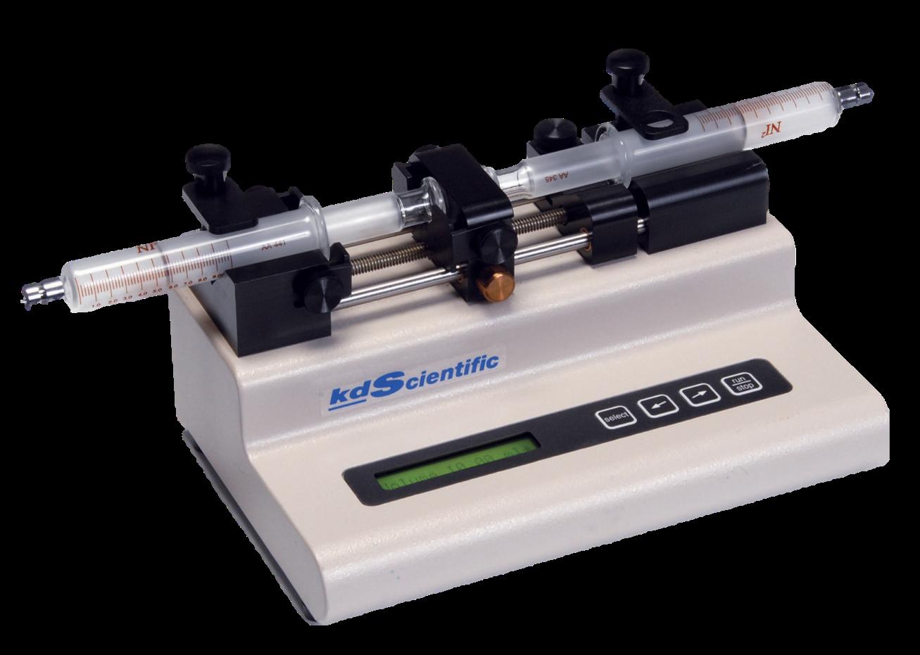 KDS 120 Legacy Push-Pull, Single Cycle, Nanoliter Syringe Pump