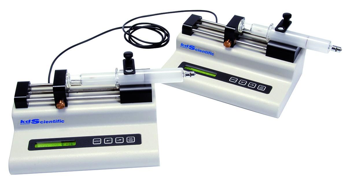 KDS 510 Dual Rate Syringe Pump System