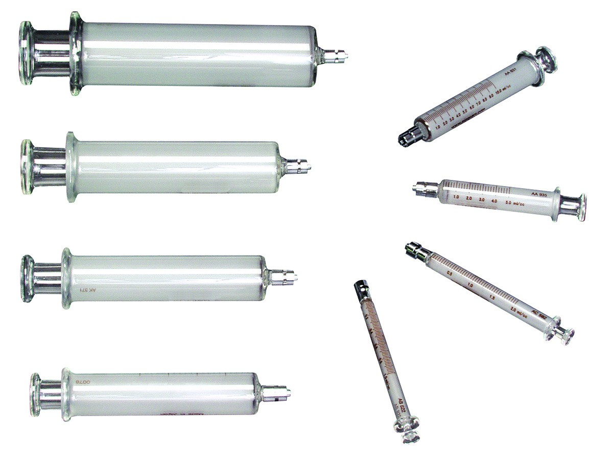 KDS Glass Syringes