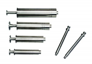 KDS Stainless Steel Syringes