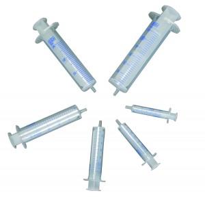 KDS Plastic Syringes